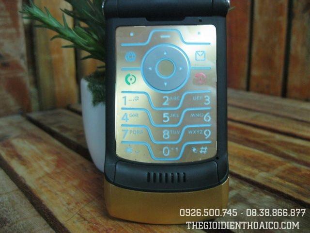 Motorola V3i Gold MS 1598 Đẹp 99%
