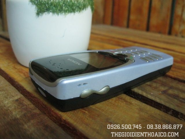 Nokia 8210 màu xanh xà cừ MS 1599 Đẹp 99%