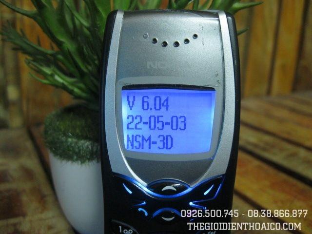 Nokia 8250 màu đen bạc MS 1602 Đẹp 98%