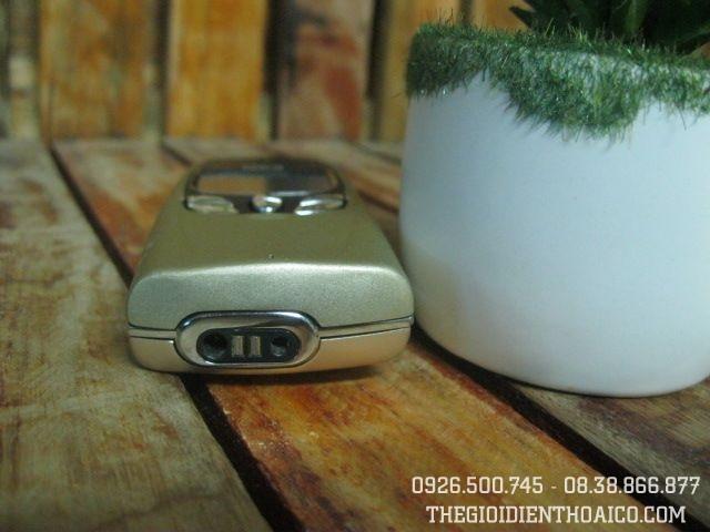 Trên tay Nokia 8850 vàng Gold MS 1608 Đẹp 96%