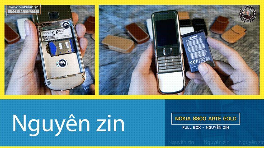 Nokia 8800 Arte Gold Fullbox