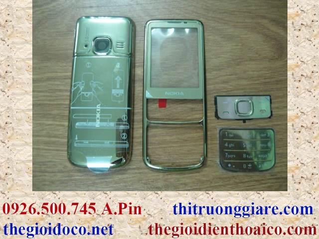 Vỏ , Phím Nokia 6700 Gold , Nokia 6700 Classic