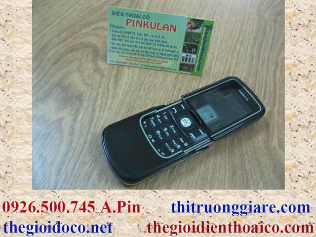 Vỏ, Phím, Sườn, Mặt kiến Nokia 8600 Luna Loại 2