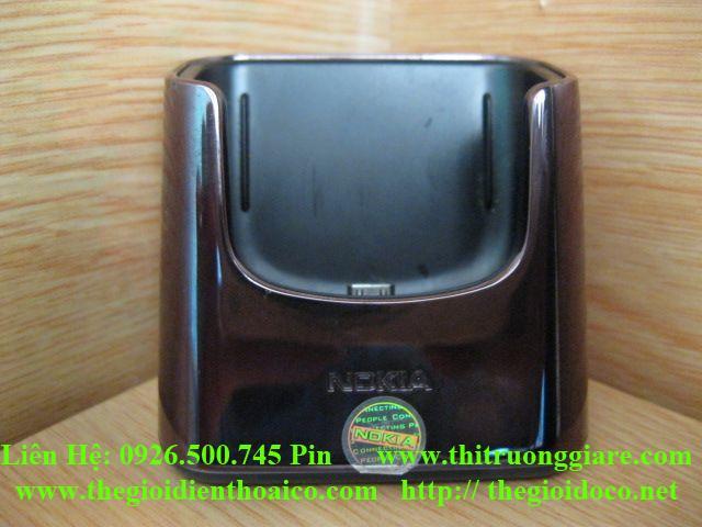 Đế Sạc Cốc Nokia 8800 Shaphire. Mã Số 508