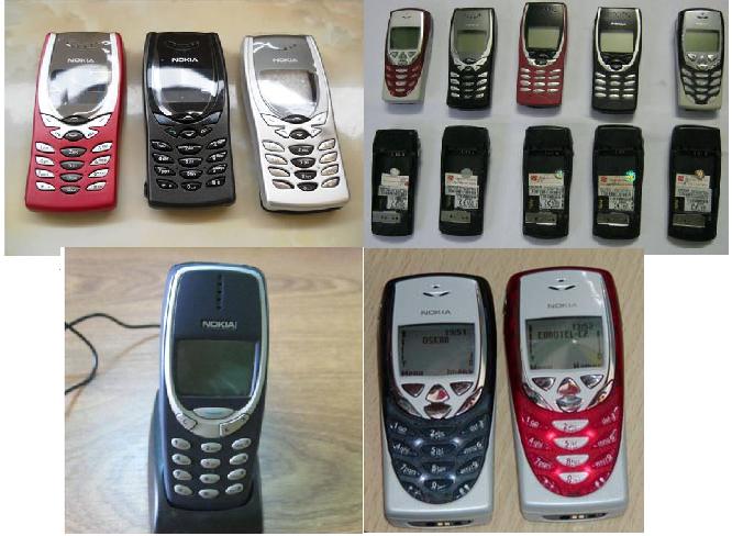 Sỉ Và Lẻ Nokia 8310, 8210, 8250, 3310  Zin Chính Hãng