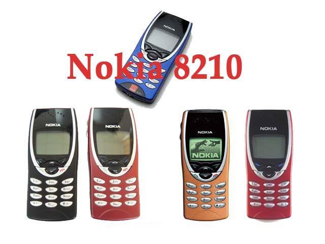 Sỉ Và Lẻ Nokia 8210 Zin Chính Hãng