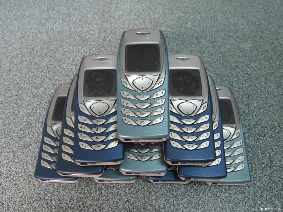 Sỉ Và Lẻ Nokia 6100  Zin Chính Hãng