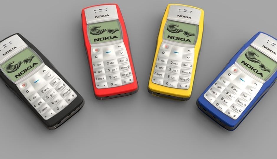 Sỉ Và Lẻ Nokia 1100  Zin Chính Hãng