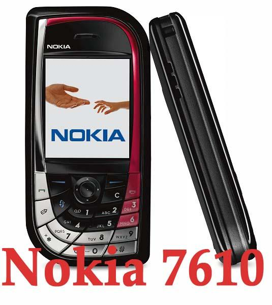 Sỉ Và Lẻ Nokia 7610  Zin Chính Hãng