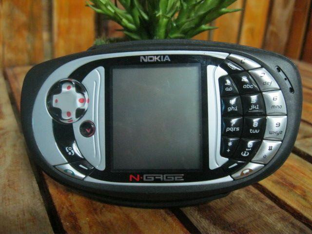 Nokia Ngage MS 1318 Đẹp 95%