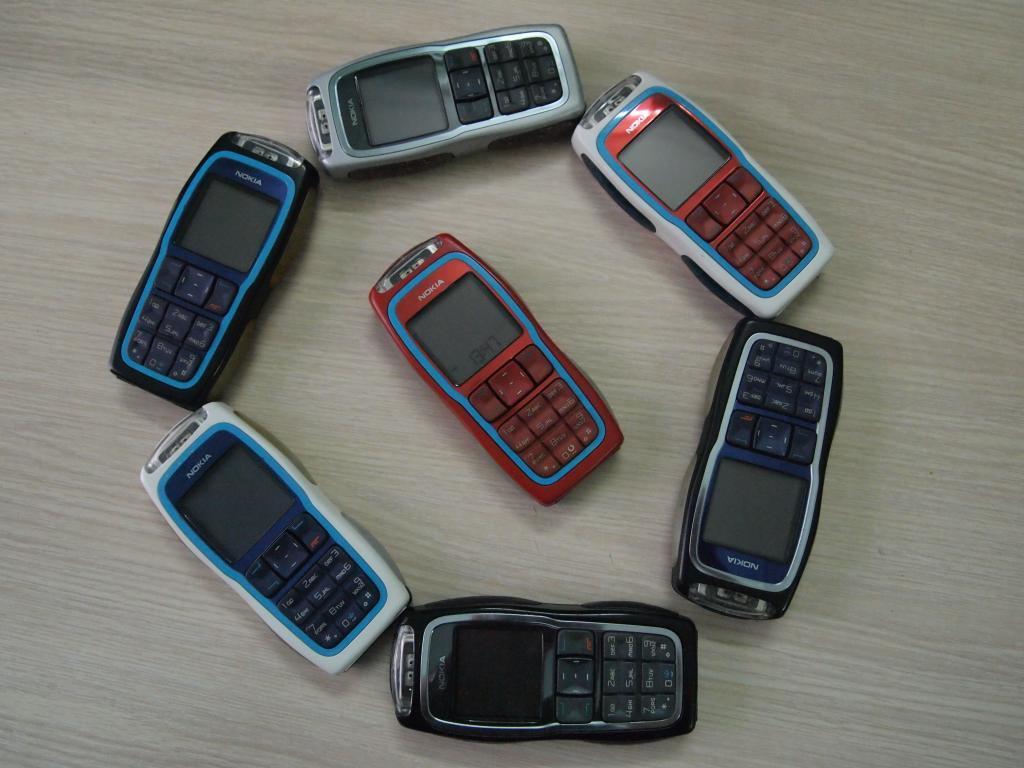 Sỉ Và Lẻ Nokia 3220 Zin Chính Hãng