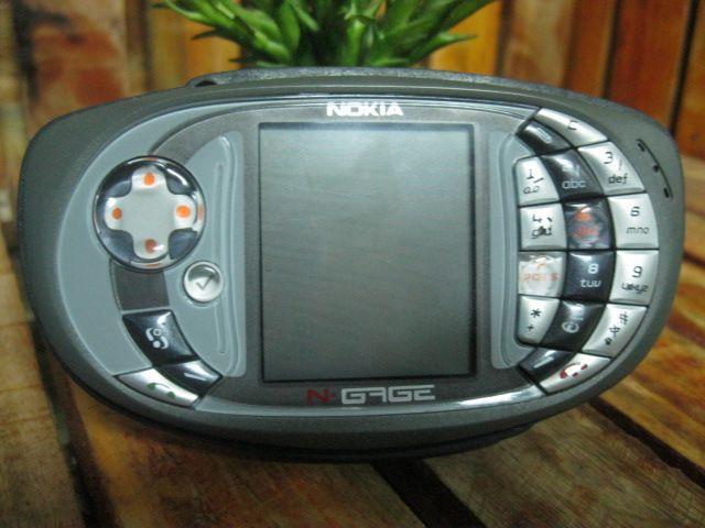 Nokia Ngage QD MS 1371 Đẹp 98%
