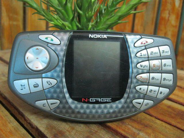 Nokia Ngage MS 1466 Đẹp 90%