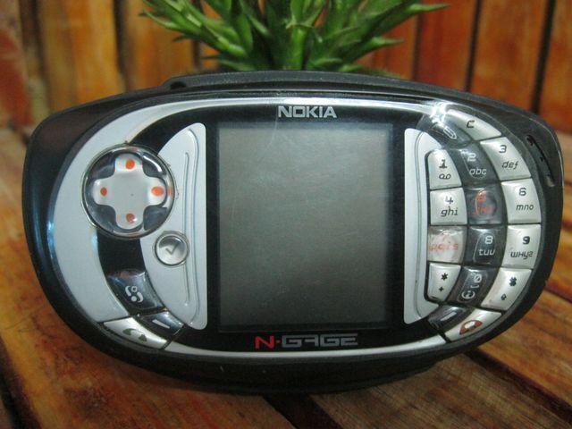 Nokia Ngage MS 1491 Đẹp 95%