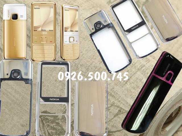 Chuyên Vỏ Nokia 515, Vỏ Nokia 6700, Linh Kiện Vỏ Nokia 6300