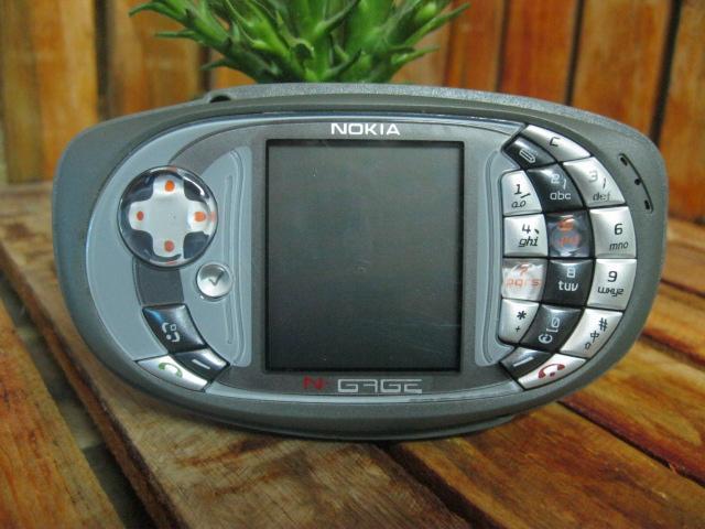 Nokia Ngage QD MS 1520 Đẹp 95%