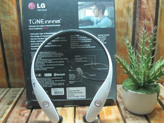 Tai nghe bluetooths HBS 900 LG - Đỉnh cao cải tai nghe bluetooth không dây