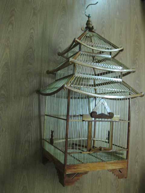 Lòng Chim Kiến Trúc Bốn Cạnh Mái Triều Đình , Mã số 02