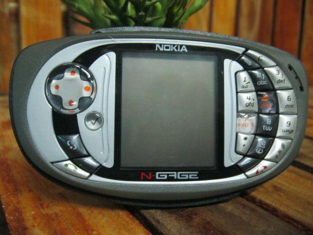 Nokia Ngage QD Xám MS 1579 Đẹp 98%