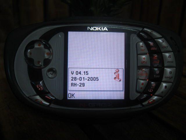 Nokia Ngage QD Nguyên ZIn MS 1634 Đẹp 98%
