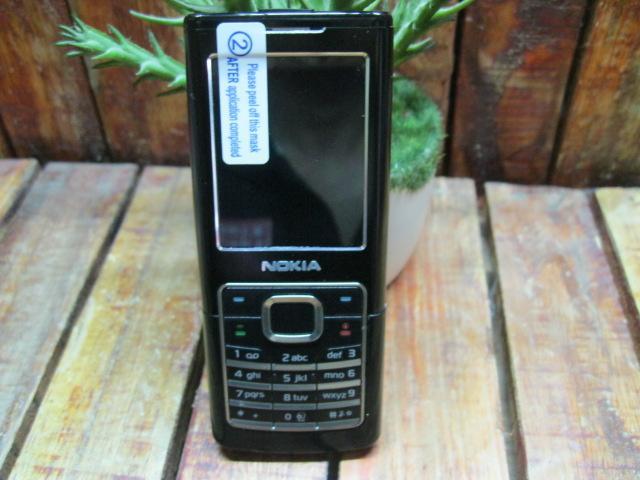 Nokia 6500 Classic Màu đen MS 1672 Đẹp 98%