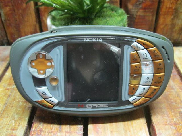 Nokia Ngage QD Nguyên Zin MS 1694 Đẹp 98%