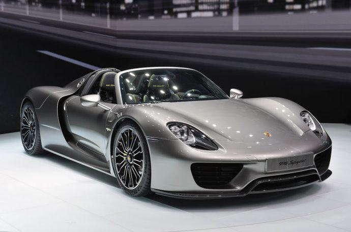 Lịch sử ra đời của Porsche