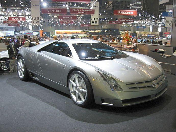 Lich sử ra đời của hãng xe Cadillac