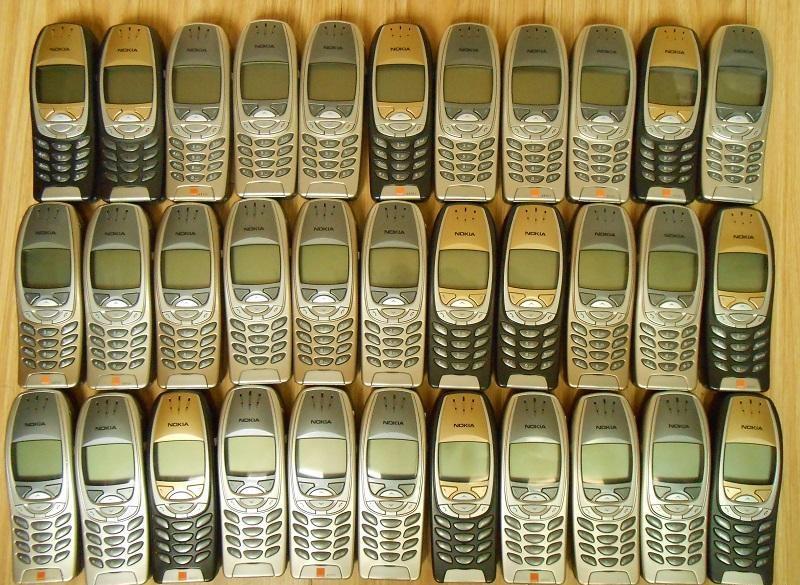 Nokia 6310i chính hãng zin theo xe Mecerdes