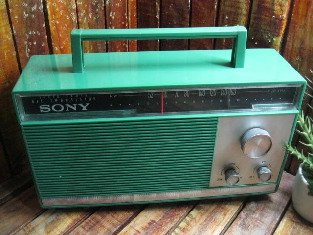 Đài FM Radio SONY