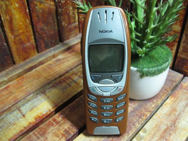 Nokia 6310i màu Bả Trầu Đẹp 98% MS 1762