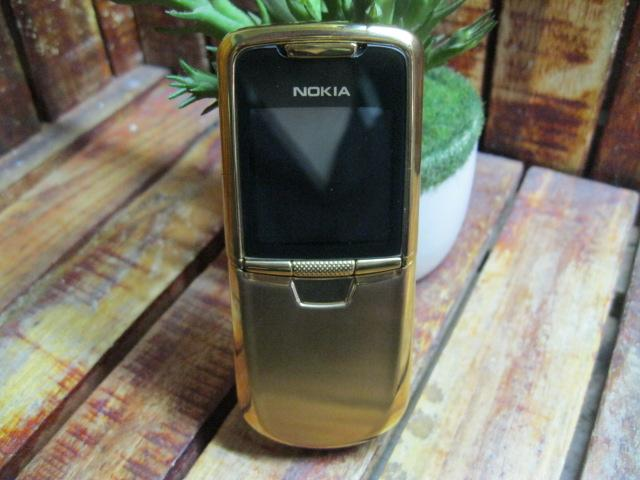 Nokia 8800 Anakin Gold Đẹp 98% MS 1766