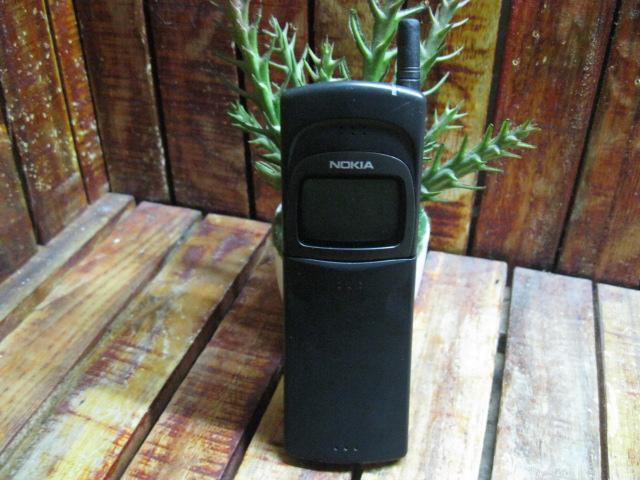 Nokia 8110 Điện Thoại Chuối MS 1778