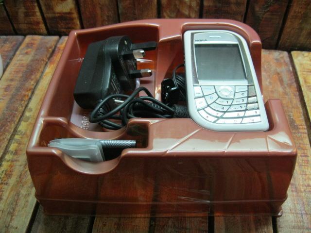 Nokia 7610 - Chếc Lá Lớn Zin Full Box MS 1814