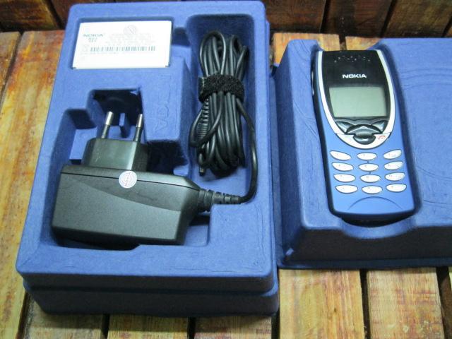 Nokia 8210 Zin Full Box MS 1816