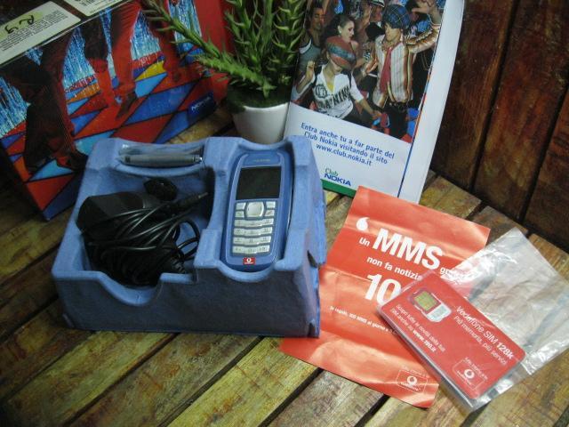 Nokia 3100 Zin Full Box MS 1825