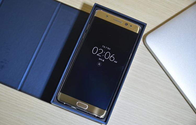 Samsung xác nhận sẽ không khóa Galaxy Note7 nếu như người dùng kiên quyết không trả lại máy