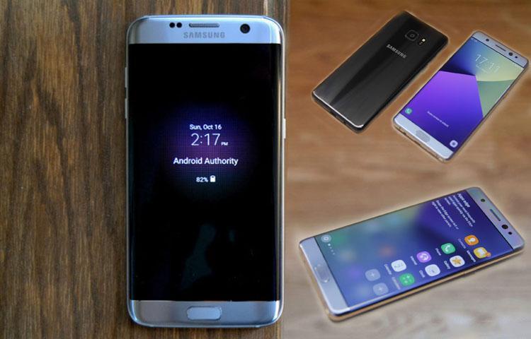 Samsung mang tính năng của Note7 khai tử lên Galaxy S7 và S7 edge