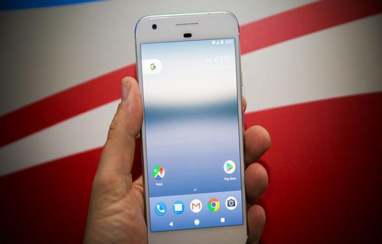 Google Pixel XL 128GB cháy hàng trước ngày lên kệ