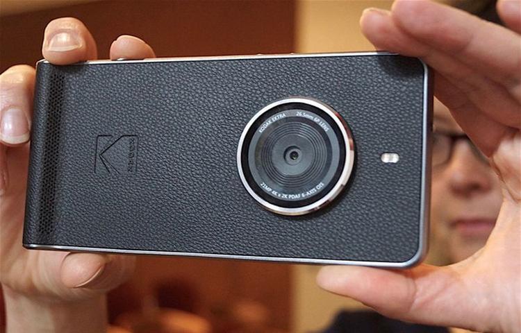 Kodak ra mắt smartphone chuyên chụp ảnh mới