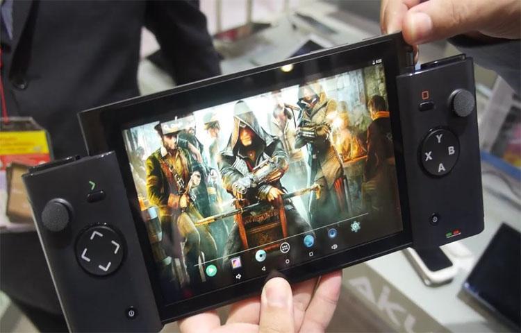Trung Quốc đã có máy chơi game tương tự Nintendo Switch từ năm ngoái