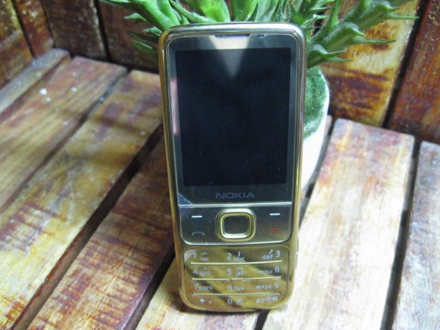 Nokia 6700 Gold Vỏ Zin MS 1844