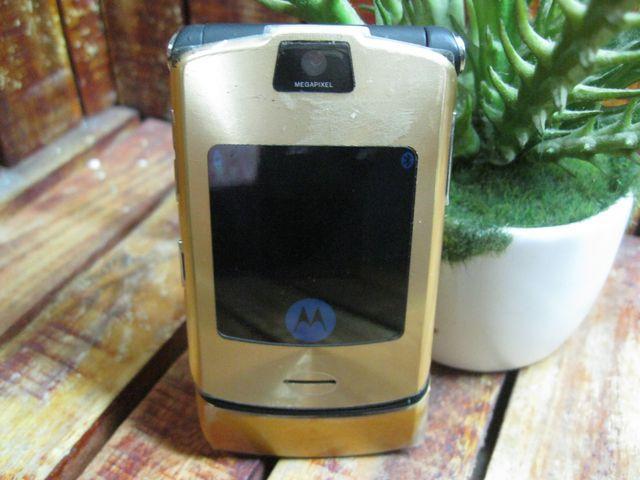 Motorola V3i Zin MS 1856