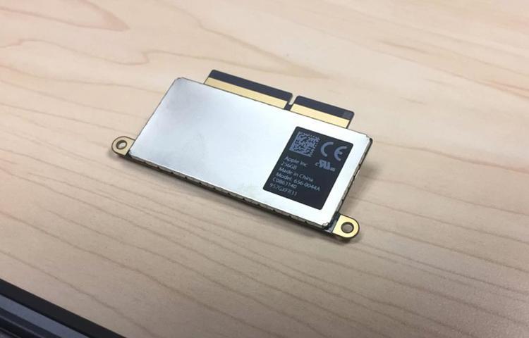 Tin vui cho iFan : SSD trong MacBook Pro 13-inch có thể thay thế được