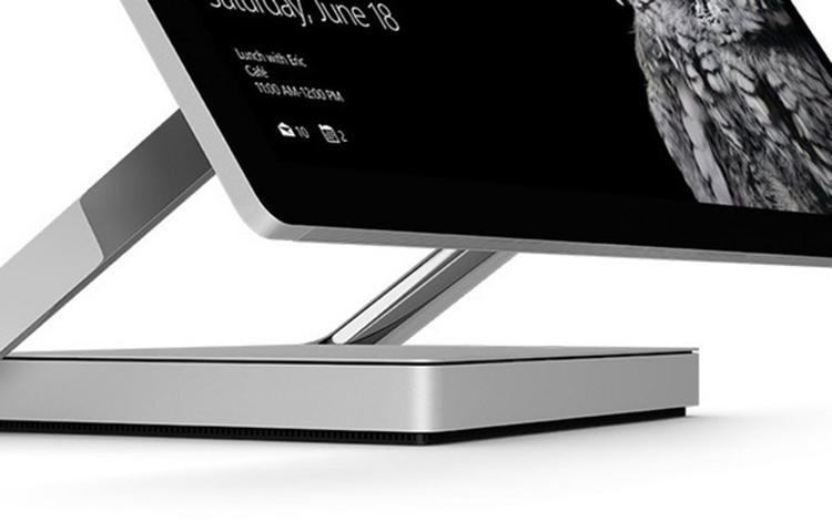 Cùng xem điều gì đã khiến màn hình của Surface Studio có thể di chuyển