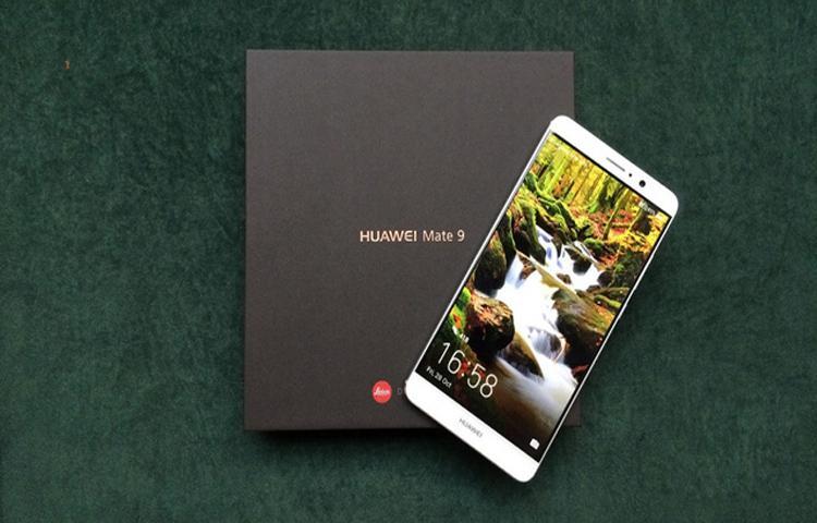 Huawei Mate 9 lộ ảnh thật rõ nét, màn hình 5.9 inch, camera kép Leica