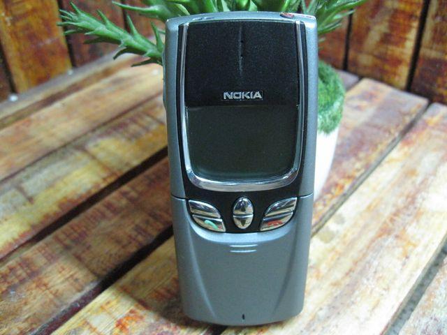 Nokia 8850 Bạc Zin MS 1867