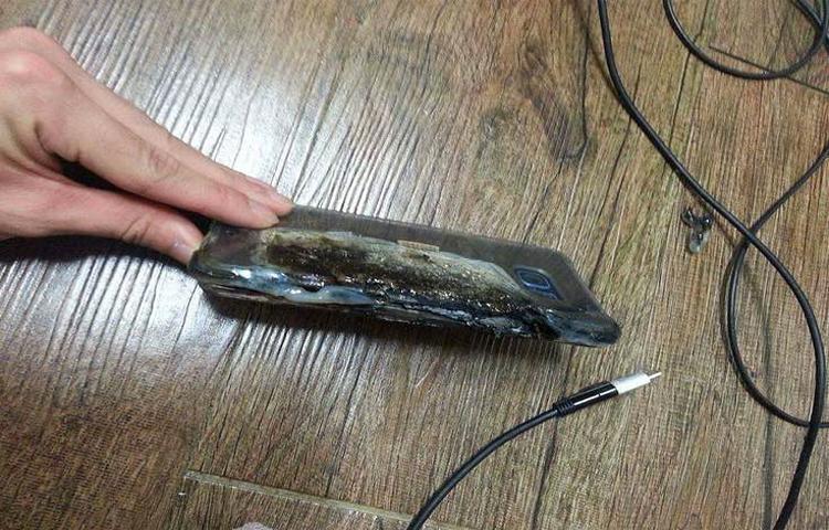 Nếu Samsung xử lý