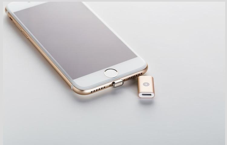 MagBolt: Sợi cáp đầu tiên trên thế giới sạc được cho iPhone lẫn Android