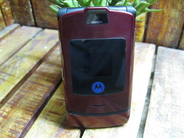 Motorola V3i Đỏ MS 1901